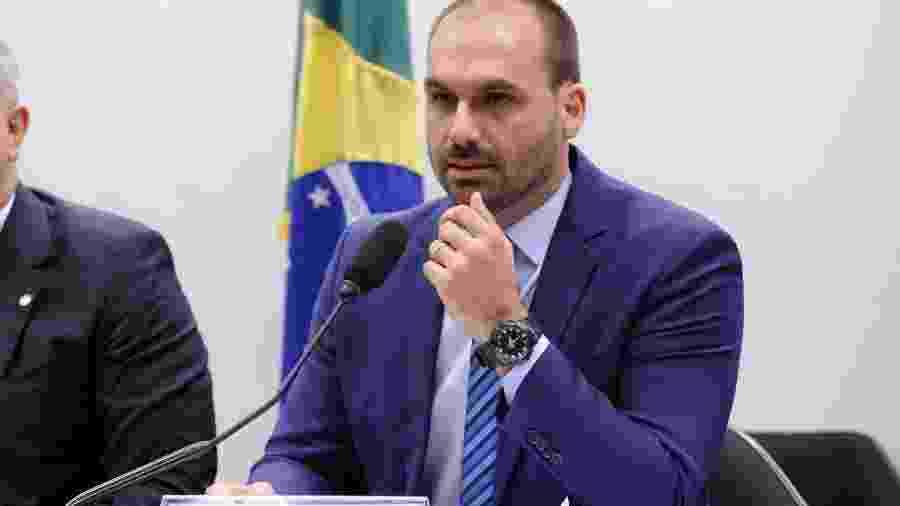 Deputado Eduardo Bolsonaro (PSL-SP) - Cleia Viana/Câmara dos Deputados