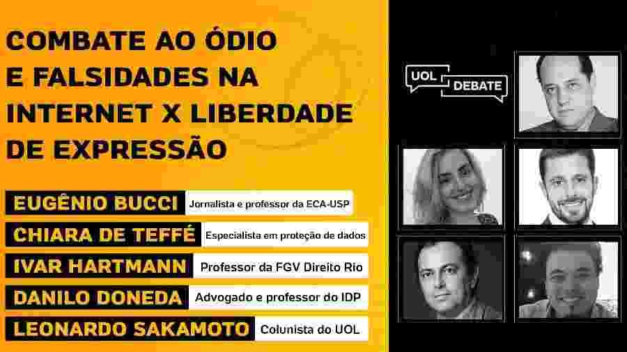 UOL Debate (27/08/20) - Arte/UOL