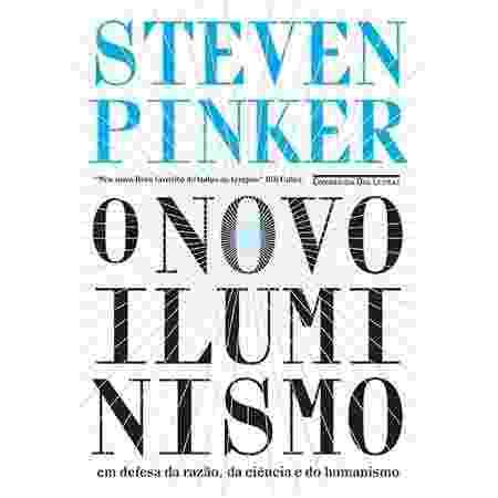 O Novo Iluminismo, por Steven Pinker - Reprodução/Amazon - Reprodução/Amazon