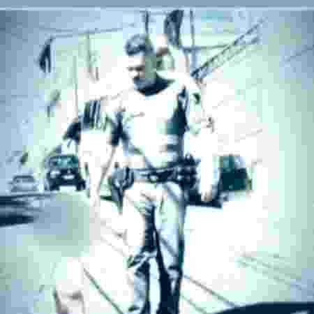 Orbe Lopes de Melo Junior, cabo da Polícia Militar, foi morto durante uma briga de trânsito em Diadema (SP) - Reprodução/TV Globo