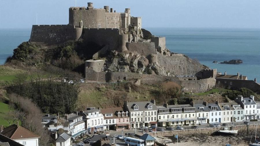 Jersey tem população de 100 mil habitantes - AFP