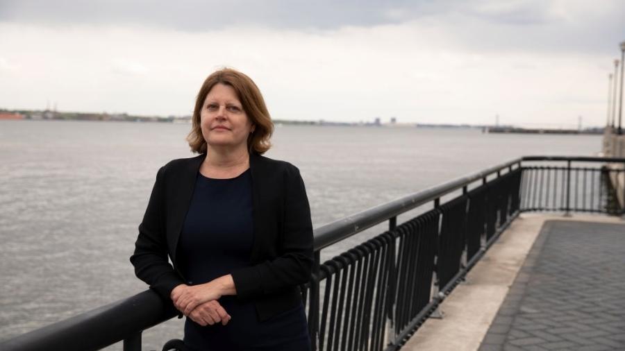 Sally Buzbee, nova editora executiva do Washington Post - The Washington Post/The Washington Post via Getty Im