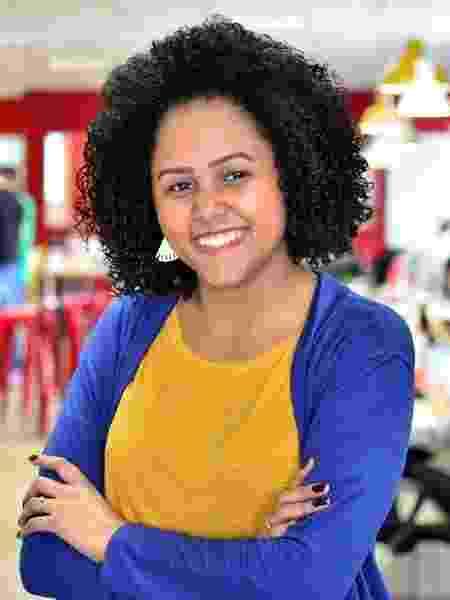 Larissa Silva Fernandes, gerente de negócios da Ravelo - Divulgação - Divulgação