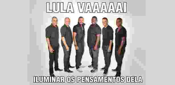 Meme_nomeação Lula - Reprodução - Reprodução