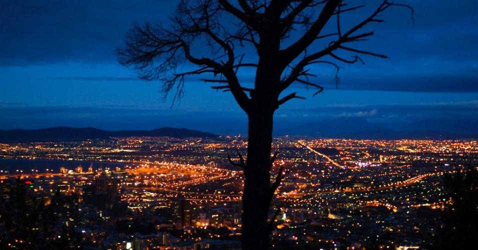30.mar.2016 - A Cidade do Cabo é segunda cidade mais populosa da África do Sul, com 3.7 milhões de pessoas
