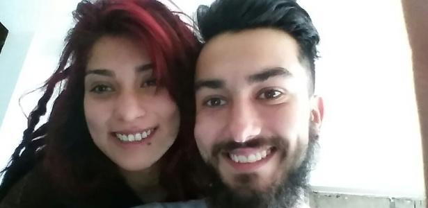 """Lucía ao lado de seu irmão Matías. Eram """"companheiríssimos"""", conta a mãe, Marta Montero"""