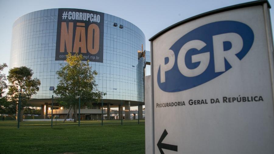 25.mai.2015 - Prédio da Procuradoria Geral da Republica (PGR) - Ed Ferreira/Folhapress