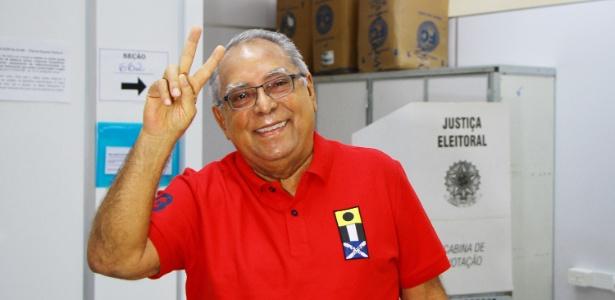 Amazonino Mendes (PDT) foi governador do Amazonas de 1995 a 2003