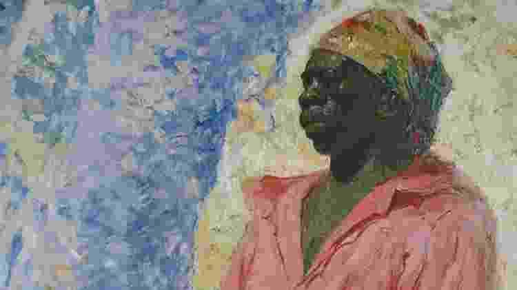 Zumbi foi o último líder do Quilombo dos Palmares - Antônio Parreiras/Domínio Público