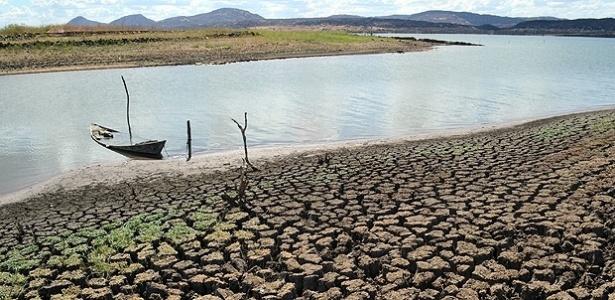 Maior barragem do RN, a Armando Ribeiro Gonçalves (Açu) atingiu seu volume morto