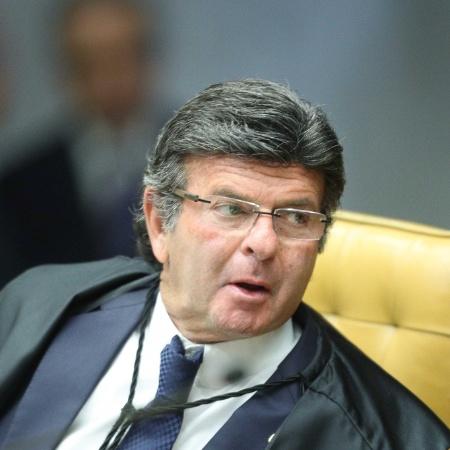 O ministro do STF Luiz Fux - Daniel Teixeira/Estadão Conteúdo