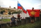 Temendo a influência do Ocidente, Rússia dissemina desinformação em referendo na Macedônia - Marko Djurica/Reuters