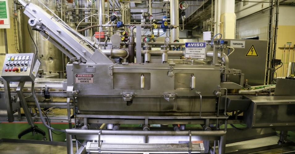 Fechamento das papinhas Nestlé