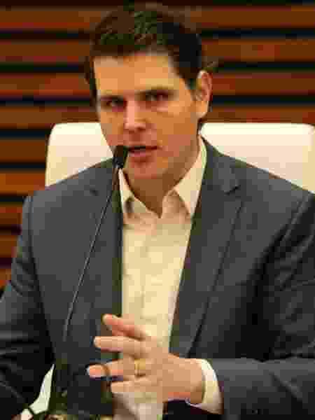 Deputado estadual Cauê Macris (PSDB), presidente da Alesp - Divulgação/Facebook Cauê Macris