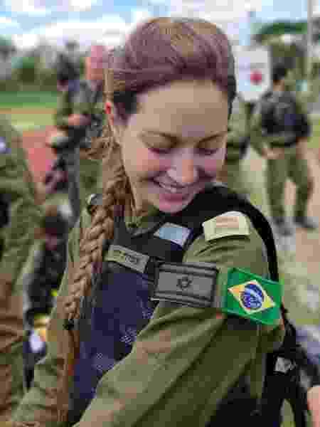 Amit Levi - Forças de Defesa de Israel