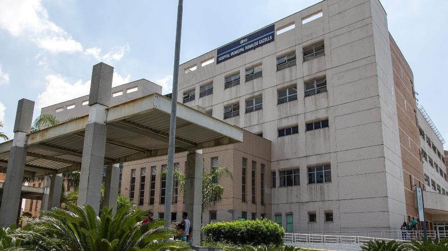 Hospital Municipal Ronaldo Gazolla, no Rio de Janeiro - Reprodução/Facebook