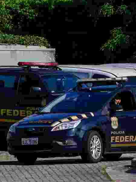 16.abr.2019 - Polícia Federal faz operação de busca e apreensão sobre tragédia da Vale em Brumadinho - Aloisio Mauricio/Fotoarena/Estadão Conteúdi