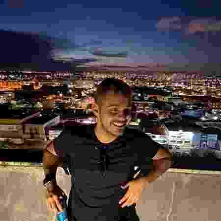 Julicássio Andrade, de 25 anos, morreu após cair no fosso de um elevador em Natal - Reprodução/Instagram