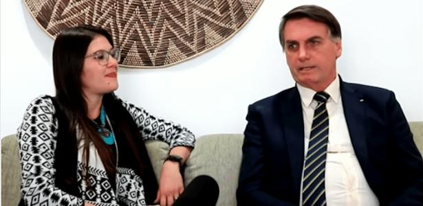 Combate às fake news | Donos de perfis alvos do STF se encontraram com Bolsonaro e Heleno