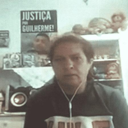 Avó de Guilherme dá entrevista ao Encontro - Reprodução/TV Globo