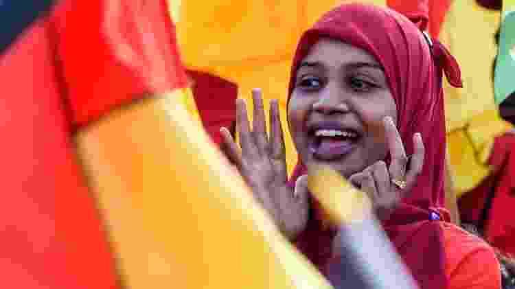 As eleições da Guiana foram tão próximas que o país precisou de cinco meses para declarar um vencedor - Getty Images - Getty Images