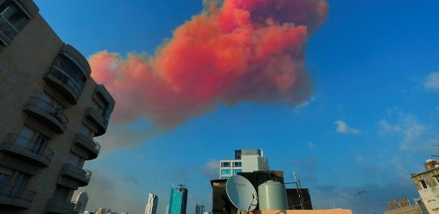 Os riscos para a saúde após a megaexplosão no Líbano – UOL