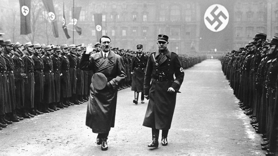 """Assinado em 01/09/1939, """"programa de eutanásia"""" atingia todos os judeus e não arianos da Alemanha - Hulton-Deutsch Collection/Corbis/Getty Images"""