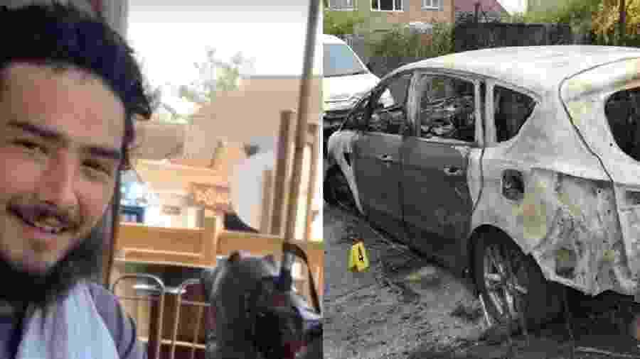 Homem morre após ficar preso sob carro e ser arrastado por quase 1 km - Reprodução/GoFundMe/Surrey Live WS