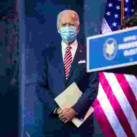 Pensilvânia certificou os resultados da eleição que apontaram Biden como o vencedor no estado - Roberto Schmidt/AFP