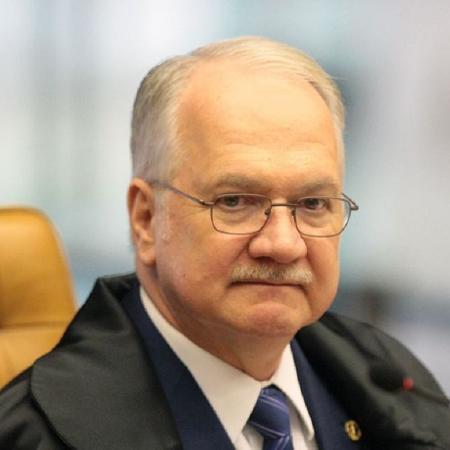 Ministro Edson Fachin, do Supremo - Carlos Moura/SCO/STF