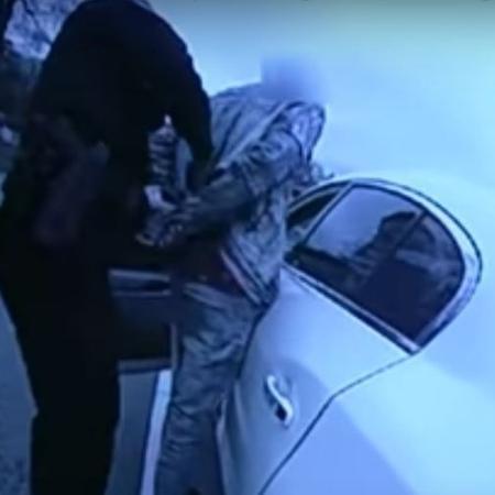 Abordagem da polícia antes de atirar em Daunte Wright - Reprodução/Youtube