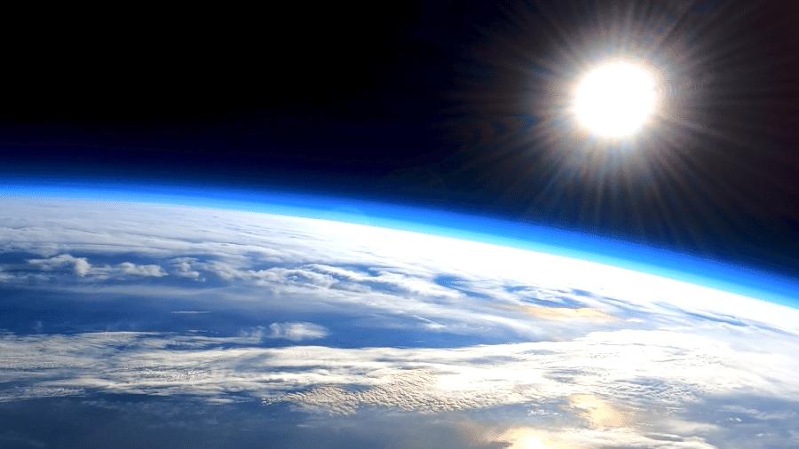 """A empresa Space Perspective pretende fazer viagens turísticas até a """"beirada"""" do espaço sideral com um balão gigante - Space Perspective"""