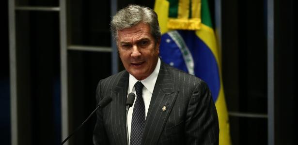 """Collor diz que momento é de """"extrema gravidade institucional"""", em postagem no Facebook - Wilton Júnior/Estadão Conteúdo"""