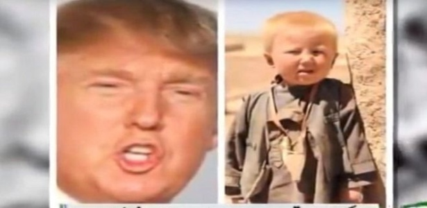 Uma das falsas notícias afirmava que Trump teria nascido no Paquistão