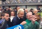 O Trump holandês: Geert Wilders surfa na onda populista - Reprodução/Twitter