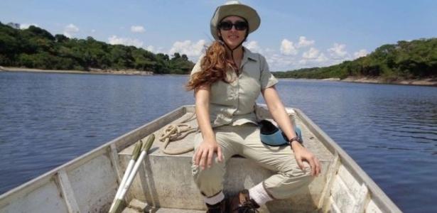 Fernanda Werneck estuda os efeitos das mudanças climáticas na vida animal - Divulgação