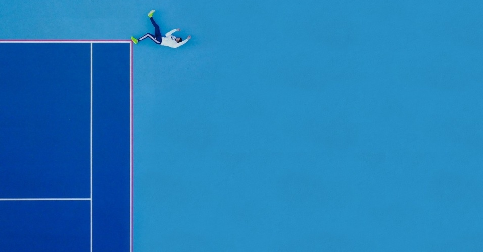 O concurso Dronestagram reúne as fotos mais bacanas tiradas com o auxílio de drones. Anualmente, uma banca julgadora define os melhores cliques submetidos ao site. Acima, o primeiro lugar na categoria pessoas