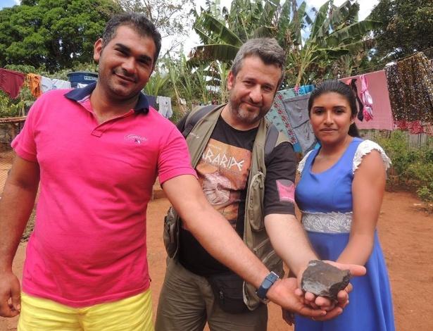 Meteorito que tinha entre 40 e 50 cm de tamanho e pesava entre 5 e 6 kg caiu no Pará