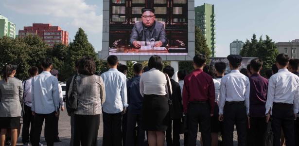 Não houve menção na mídia norte-coreana sobre o futuro encontro de Kim Jong-un e Donald Trump