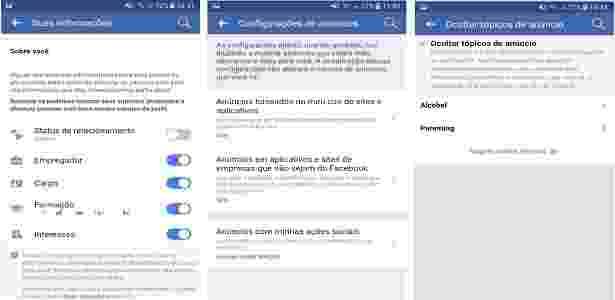 Img 5 - mSaiba como gerenciar os anúncios do feed do Facebook - Reprodução - Reprodução