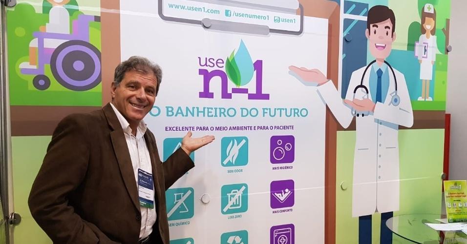 Número 1 empresário Flavio Boabaid