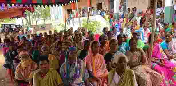 Em toda a Índia, boatos fizeram moradores de povoados rurais matar pessoas - Reprodução/Facebook