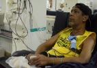 Sem remédio no posto, paciente renal gasta metade do salário para se tratar (Foto: Beto Macário/UOL)