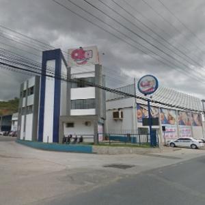 Cancelamento das notas era o método usado para desviar dinheiro do supermercado - Reprodução/Google Street View