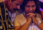 Fiéis celebram Nossa Senhora no Santuário de Aparecida (SP) - Roosevelt Cássio/UOL