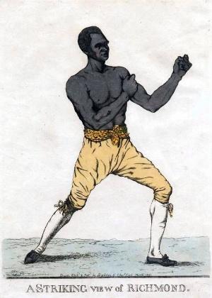 Folheto não datado traz ilustração mostrando Bill Richmond - Handout via The New York Times