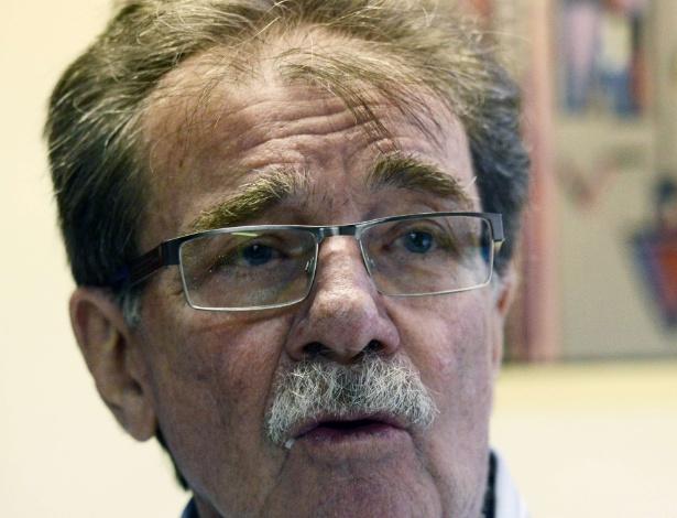 O jornalista venezuelano Teodoro Petkoff era opositor de Nicolas Maduro na Venezuela