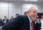 Advogado deixa sala durante interrogatório, e Lula brinca: