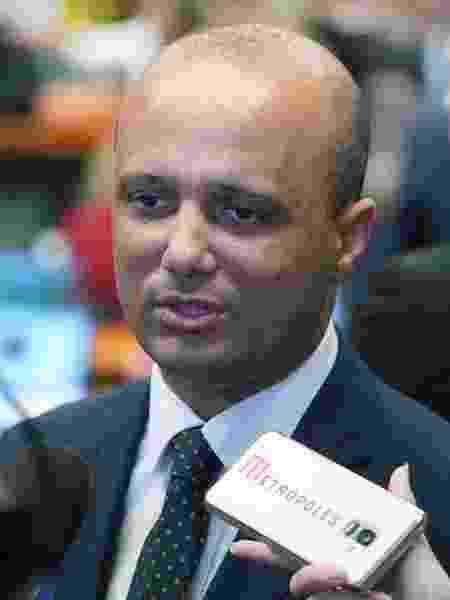 Líder do governo na Câmara, deputado Major Vitor Hugo (PSL-GO) - Pablo Valadares/Câmara dos Deputados