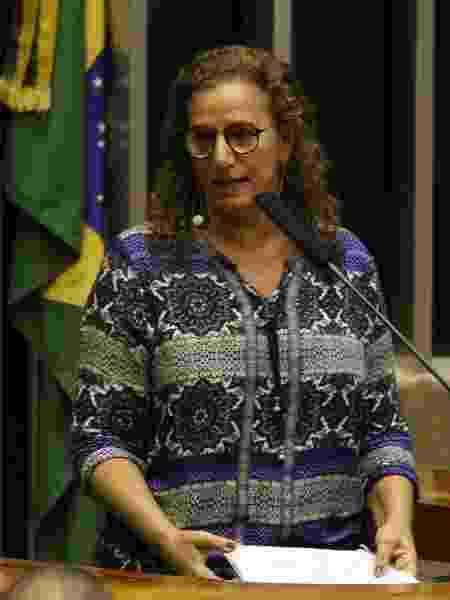 Deputada Jandira Feghali (PCdoB-RJ) - Fátima Meira/Futura Press/Estadão Conteúdo